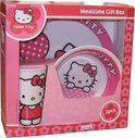 Hello Kitty Ontbijtset Melamine - 3-delig