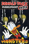 Donald Duck Dubbelpocket Extra / 1 Monsters