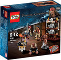 LEGO Pirates of the Caribbean De Hut van de Kapitein - 4191