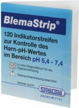 Holisan PH Meetstrips - 120 stuks - PH Meetstrips