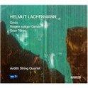 Lachenmann: Streichquartette