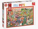 Jumbo Puzzel - Pets - 1000 stukjes