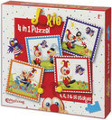 Jokie 4-in-1 Puzzel
