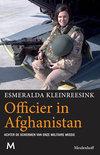 Officier in Afghanistan