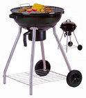Kooki Houtskoolbarbecue - 45 cm