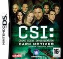 Crime Scene Investigation: Dark Motives