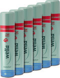 Wella Flex  Heat creation 6x250ml hairspray