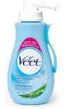 Veet Ontharingscrème Gevoelige Huid - 400 ml - Ontharingscreme