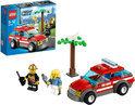 Lego City  60001 Brandweercommandant
