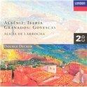Albeniz: Iberia;  Granados: Goyescas / Alicia de Larrocha