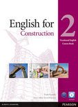 English for Construction Level 2 Coursebook and CD-ROM Pack