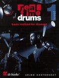 Real Time Drums Level 1 (Basic Method for Drumset) (Boek met Cd)