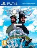 Tropico 5 - Day One Bonus Edition - PS4