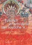 Tekenen en schilderen van boeddha's