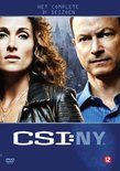 CSI: New York - Seizoen 3