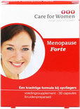 Care for Women Menopause Forte - 30 Capsules - Voedingssupplement
