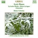 Grieg: Lyric Pieces / Balazs Szokolay