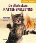 G. Linke-Grun boek De allerleukste kattenspelletjes Paperback 35174512
