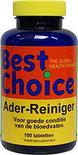 Best choice Ader Reiniger - 100 tabletten - Voedingssupplement