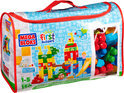 Mega Bloks First Builders Maxi Bag Playground Deluxe - Constructiespeelgoed