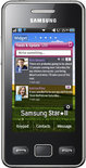 T�l�phone GSM SAMSUNG STAR2 NOIR