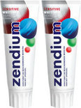 Zendium Sensitive Whitener - 2x 75 ml - Tandpasta