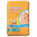 Pampers Simply Dry - Luiers Maat 4 - Voordeelpak 46st