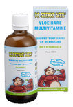 Sterke Beer kind Vloeibare Multivitamine - 100 ml - Multivitamine