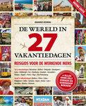 Reisboeken: De wereld in 27 vakantiedagen - Johannes Keuning