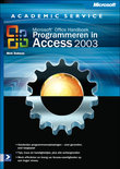 Microsoft Office Handboek Programmeren In Access 2003
