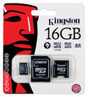 Kingston micro SD- kaart - 16 GB