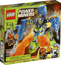 LEGO Power Miners Magma Mech - 8189