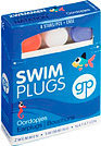 Get Plugged - Swim  - Oordoppen - 3 paar