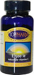 Toppharm Vitamine E500 - 120 Tabletten  - Vitaminen