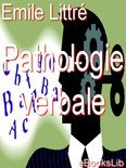 Pathologie verbale