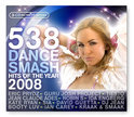 538 Dance Smash Hits Of The Year 2008