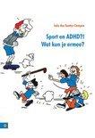 Sport en ADHD?! Wat kun je ermee?
