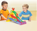 Playskool Wheel Pals Driebaans Racetoren