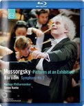 Berliner Philharmoniker - Pictures At An Exhibition/Symphony