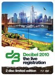 Decibel 2010 - The Live Registration (Dvd+BluRay)