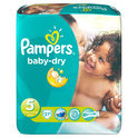 Pampers Baby Dry - Maat 5 Midpak  27 stuks