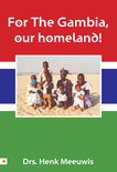 For The Gambia, our homeland