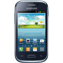 Samsung Galaxy Young - Blauw