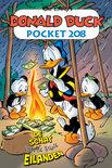 Donald Duck Pocket 208 / De schat van de grijze eilanden