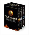 Divergent Trilogy boxset (1-3)