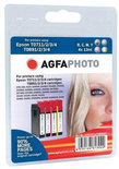 AgfaPhoto APET071/089SET inktcartridge