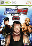 WWE Smackdown vs. Raw - 2008