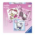Hello Kitty puzzel 3 in 1