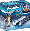 Playmobil Agents Spionnenlamp - 5290