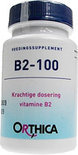 Orthica - Vitamine B2 100 - 90 Tabletten - Vitaminen